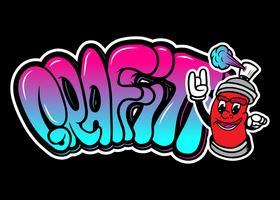 Vettore di graffiti