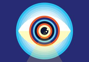 Occhio Vector Illustration