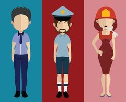 Avatar di persone con variazioni di corpo e busto
