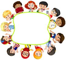 Progettazione del confine con ragazzi e ragazze
