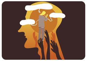 Vettore di mente intrappolata