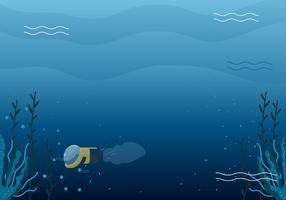 Sfondo dell'oceano