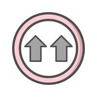 vettore dare modo iconvector dare modo icona