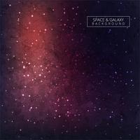 Galaxy universo sfondo dello spazio di alta qualità vettore