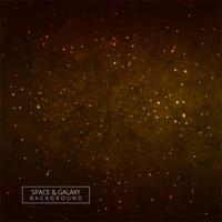 Universo splendente sfondo colorato galassia vettore