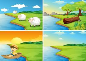 Scene di campagna