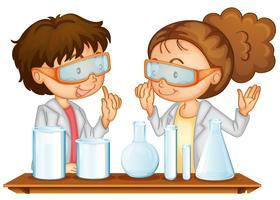 Laboratorio di scienze