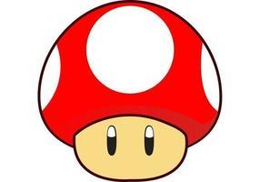 potere del vettore di funghi!