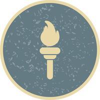 Illustrazione di vettore dell'icona dei giochi olimpici