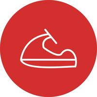 Icona di Jet Ski vettoriale