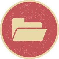 Icona della cartella vettoriale