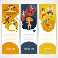 Set di Banner di danza