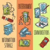Banner di dispositivi mobili
