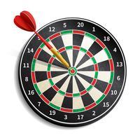Dart Board Realistico