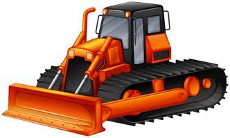 bulldozer vettore