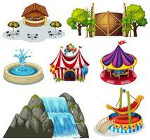 Una serie di Fun Fair