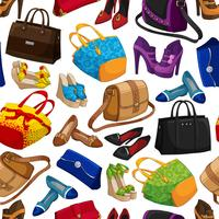 Carta da parati accessorio moda donna senza cuciture