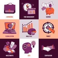 Concetto di design aziendale