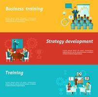 Banner di formazione aziendale