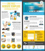 Sito web di educazione