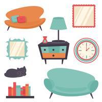 Elementi di design d'interni