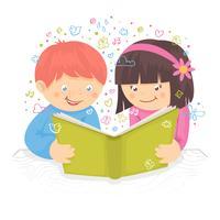 Libro di lettura per bambini
