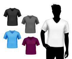 T-shirt uomo set