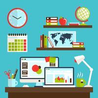 Progettazione di workstation per ufficio