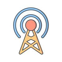 Icona di vettore di trasmissione