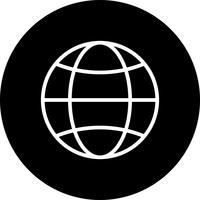Icona Web vettoriale