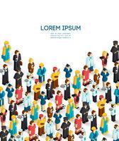 Poster di professioni avatar