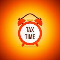 Sveglia fiscale vettore