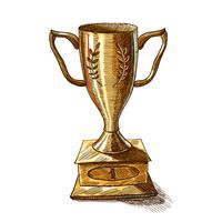 Coppa trofeo d'oro