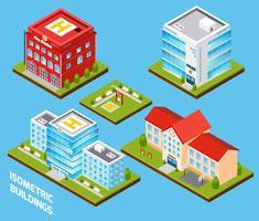 Set di edifici governativi