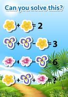 Puoi risolvere questo problema di matematica