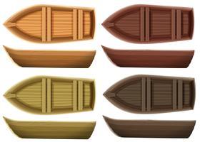 Barche vettore