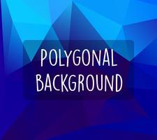 Sfondo poligonale per mestiere