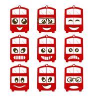 Icone di espressione emoticon Emoji