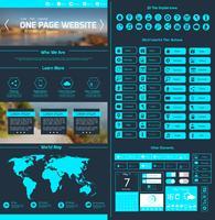 Modello di progettazione del sito Web