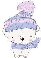 carino piccolo orsetto