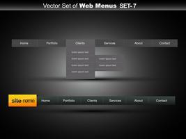 navigazione web vettore