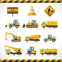 Set di macchine da costruzione