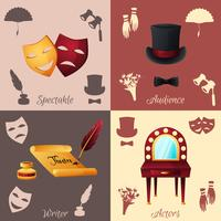Theatre Concept Set