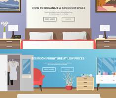 Banner di camera da letto