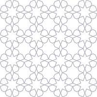 modello geometrico senza cuciture stile islamico