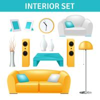 Set di design d'interni