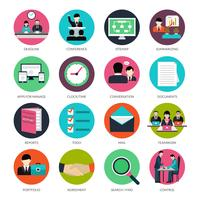 Icone di gestione del progetto