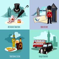 Set turistico di Londra