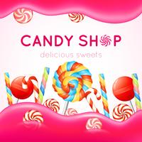 Poster di Candy Shop