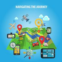 Navigare nel concetto di viaggio